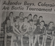 Aulander Boys Win Bertie Tournament Championship, 1955