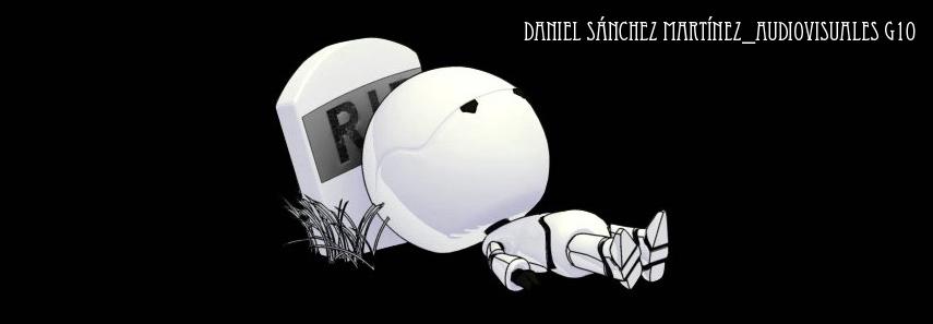 Daniel Sánchez Martínez. Audiovisuales G10