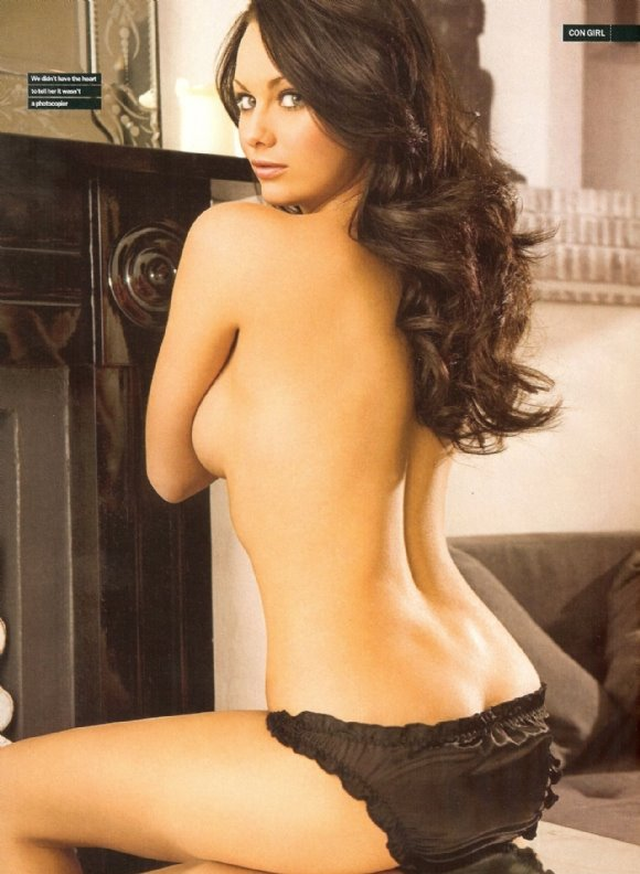 Jessica Jane Clement Hot Photos