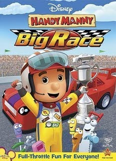 Handy Manny Big Race (2010) - Cartoon For Kids