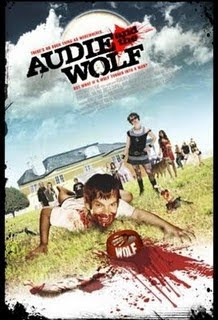 Filme Poster Audie & the Wolf DVDRip Rmvb Legendadoo