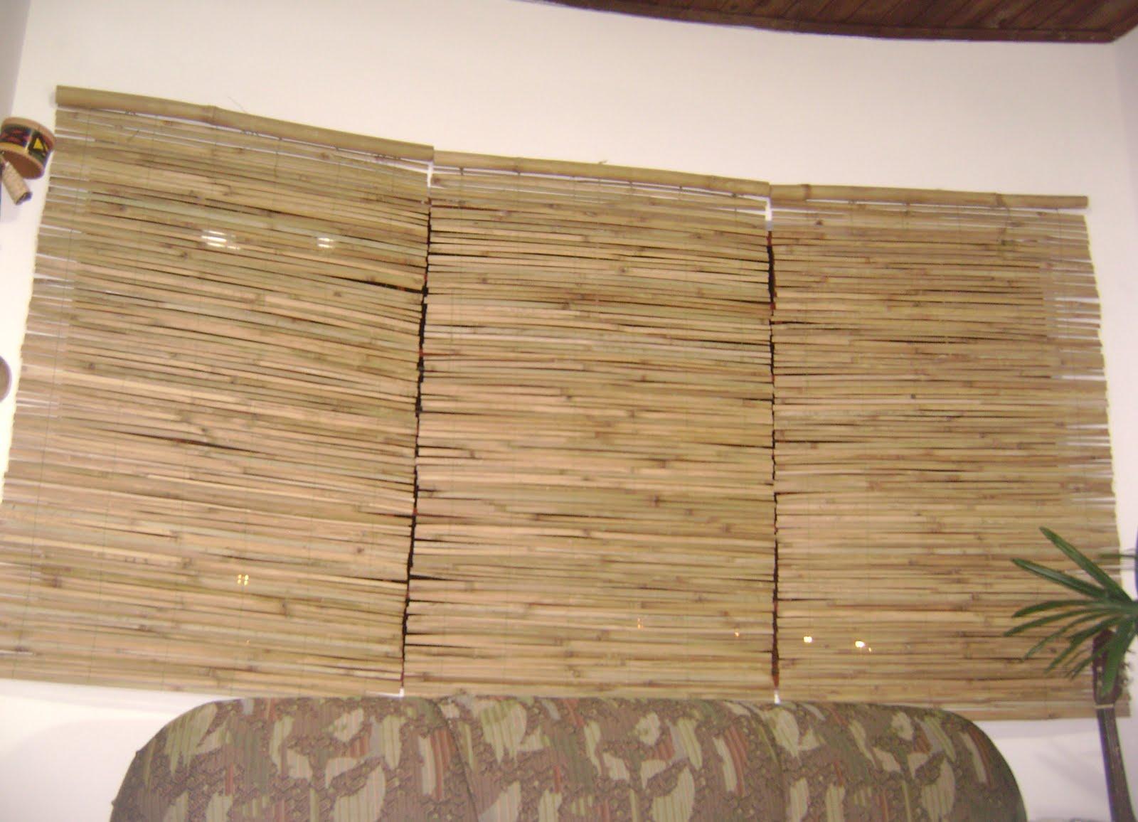 Ah l em casa cortina de bambu - Cortina de bambu ...