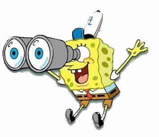 spongebob-binoculars