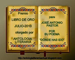 Libro de oro. Antología Literaria