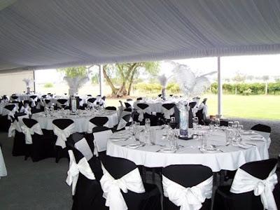 Avineyardweddingtangaratta Black White Theme Wedding Tangaratta