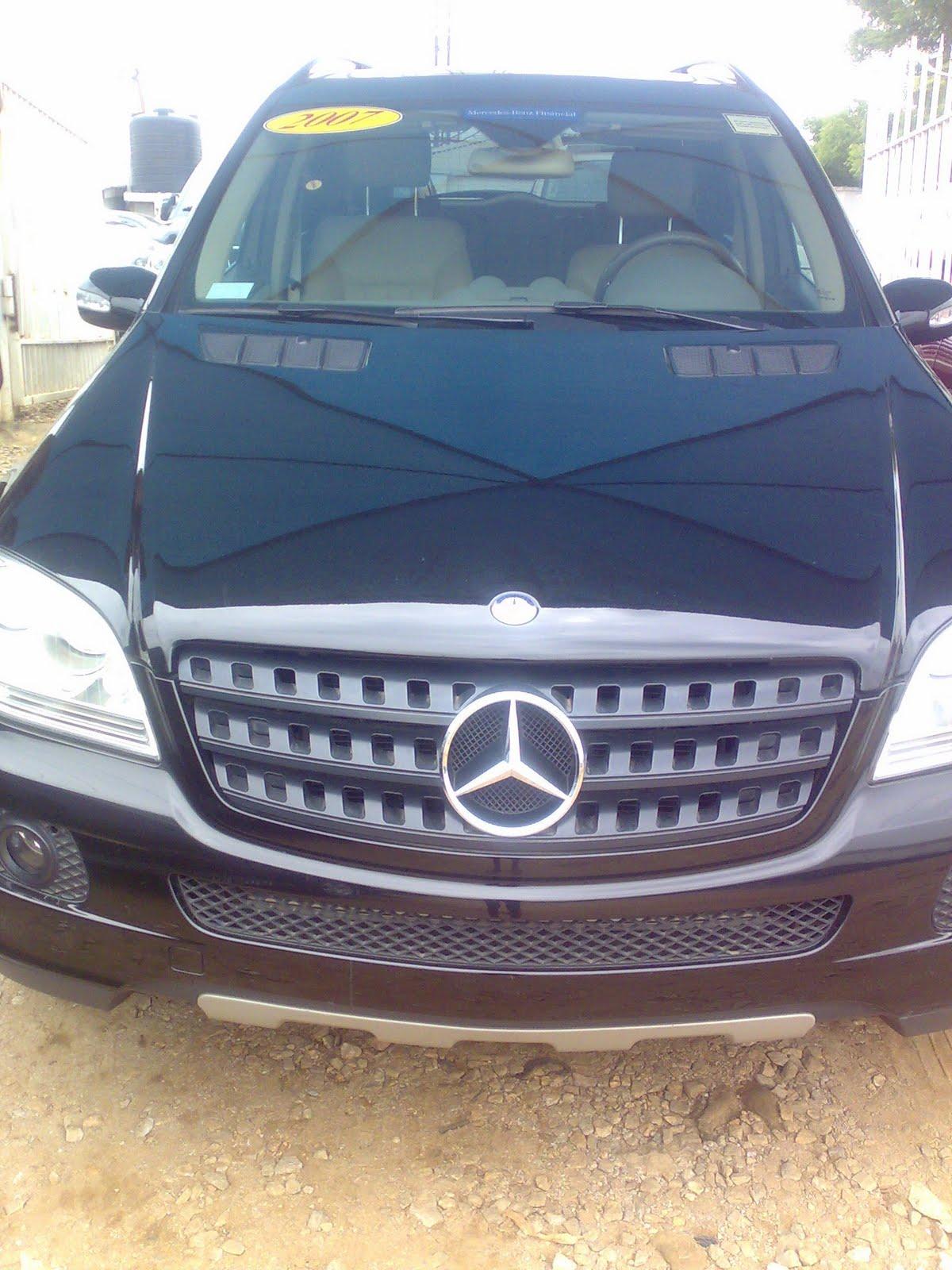 Africar international limited ml 350 mercedes benz 2006 for Mercedes benz us international