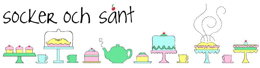socker och sånt