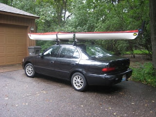 Ready to go for a paddle