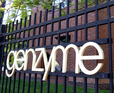 Genzyme Official Logo