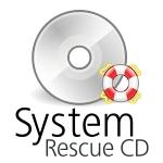 SystemRescueCd 2.0.0 Logo