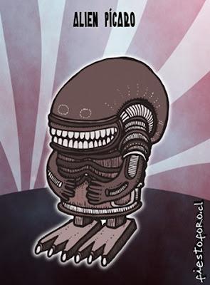 Alien Picaro