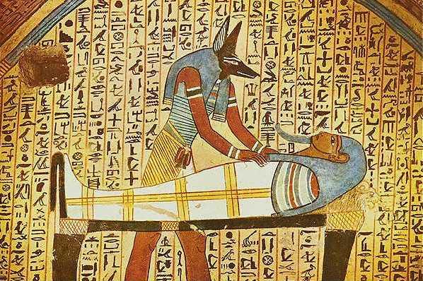 U osiris isisseth horus and