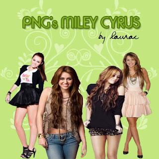 Miley Cyrus PNG%27s_MileyCyrus_bylaurac