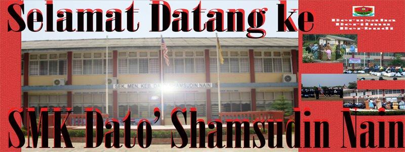 SMK Dato' Shamsudin Nain