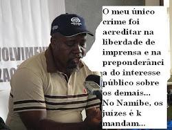 Armando Chicoka. Mais um mártir do jornalismo angolano.