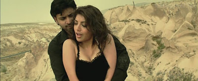 pics to cool kajal agarwal hot scenes with suman