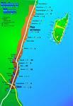 A lo largo de toda la Riviera Maya, la lunación de fi9n de año estará en pleno Ascendente