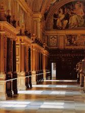 En la más bella biblioteca del mundo