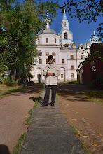Monasterio de la Isla de Valaam