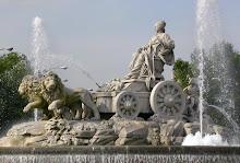Cibeles la diosa de Madrid