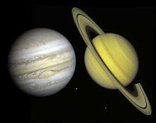 Jupiter y Saturno volverán a estar juntos en el 2020