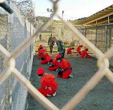 La escenificación de Guantanamo Cuba