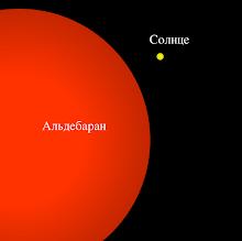 Aldebaran, la alfa de Tauro