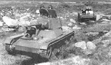 T-26, el temible tanque ruso