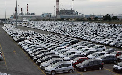 Economic Depression Directly Proportional To Unsold Cars