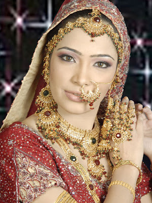 south indian bridal makeup. girlfriend south indian bridal