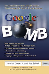 Order my book today - Google Bomb!