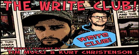 WRITE CLUB WEB COMICS!