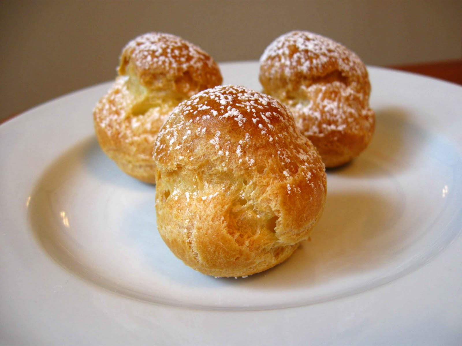Cooking From Scratch: Cream Puffs