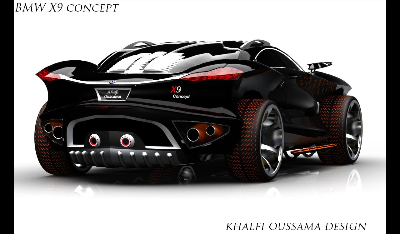 Comcar Karat Bmw X9 Concept