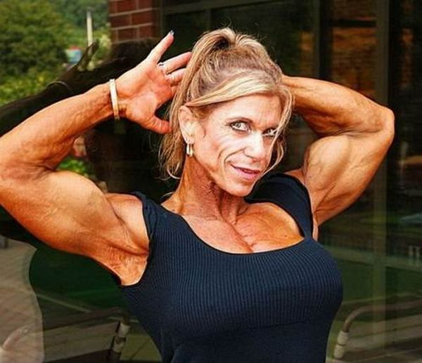 Very Strong Woman