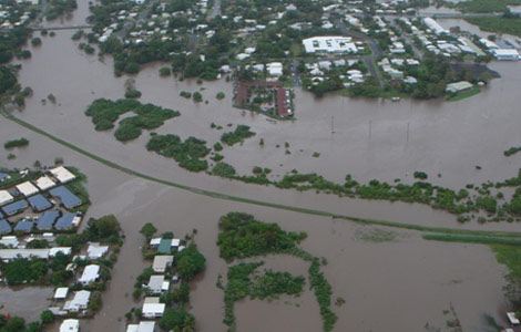 Queensland Flood Appeal- A Helping Hand From Stampin' Up!