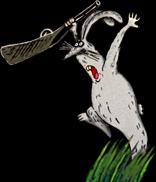 Зайца не видали?