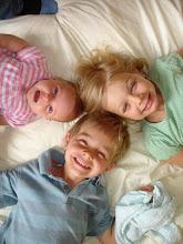 Sophie, Sam & Evie