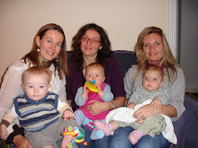 Marianne, Becky and Me, Jonathan, Amelia and Evie