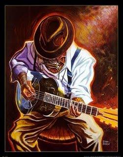 Blues, Musik yang Berakar dari Tradisi Islam