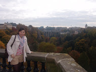Luxembourg with Cindy