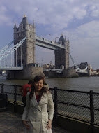 Tower Bridge with Cindy