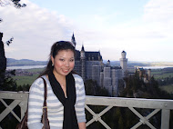 Neuschwanstein with Cindy