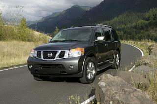 2009 Nissan+Armada
