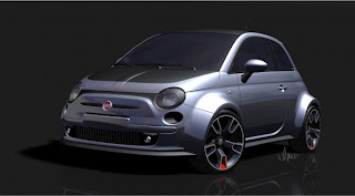 2010 Fiat 500 European version