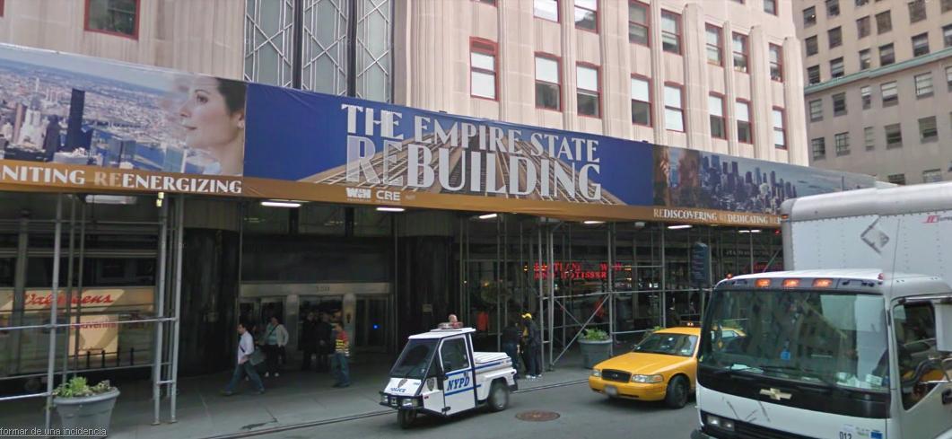 Kezdonetblog Empire State Building