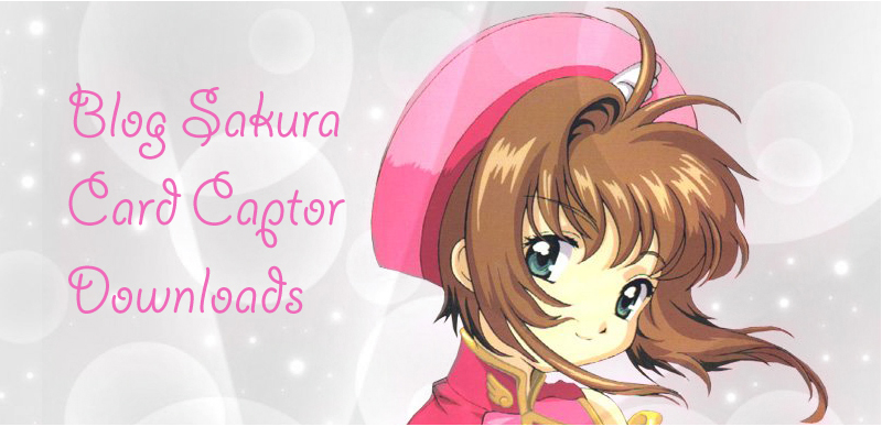 Sakura Card Captor Downloads