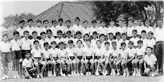 Standard 5 (1967) - Tunku Munawir School, Kuala Pilah