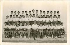 Standard 4 (1966) - Tunku Munawir School, Kuala Pilah