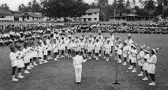 Percussion Band (1965) - Kuala Pilah Padang